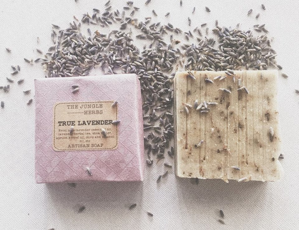 TRUE LAVENDER SOAP